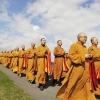 [News] Four talented professionals became monks at the Holy Mountain Buddha Land